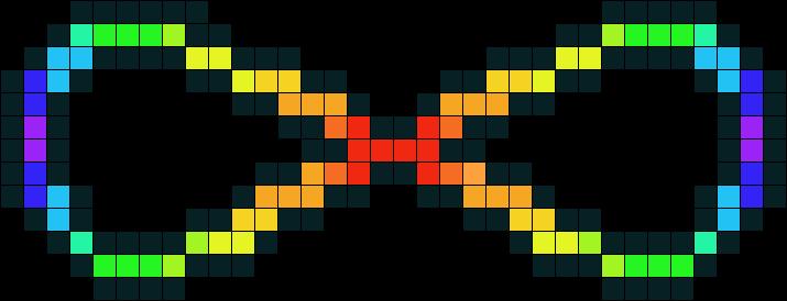 Autism Spectrum Infinity Sign