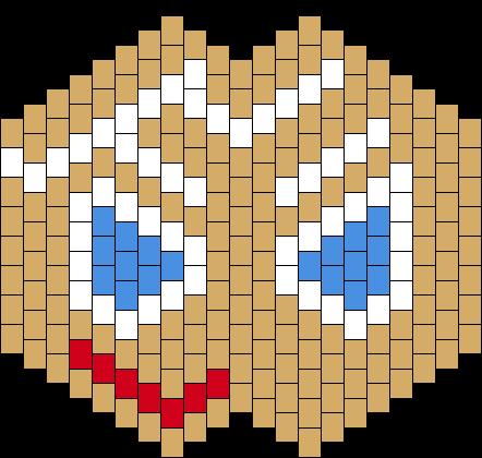 Gingerbrave Mask