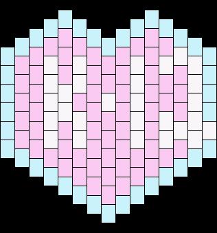 K-12 Heart Charm