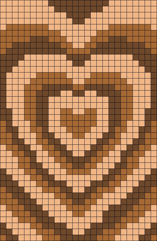 Brown Hearts