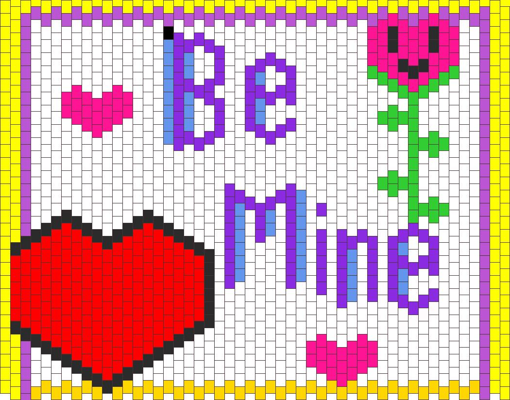 Be Mine Panel