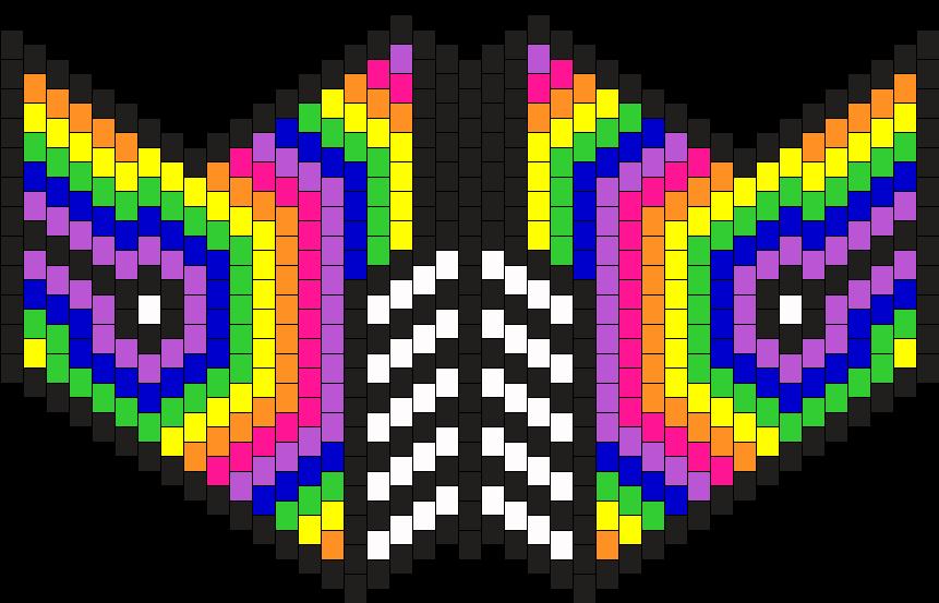 Rainbow Mask 2