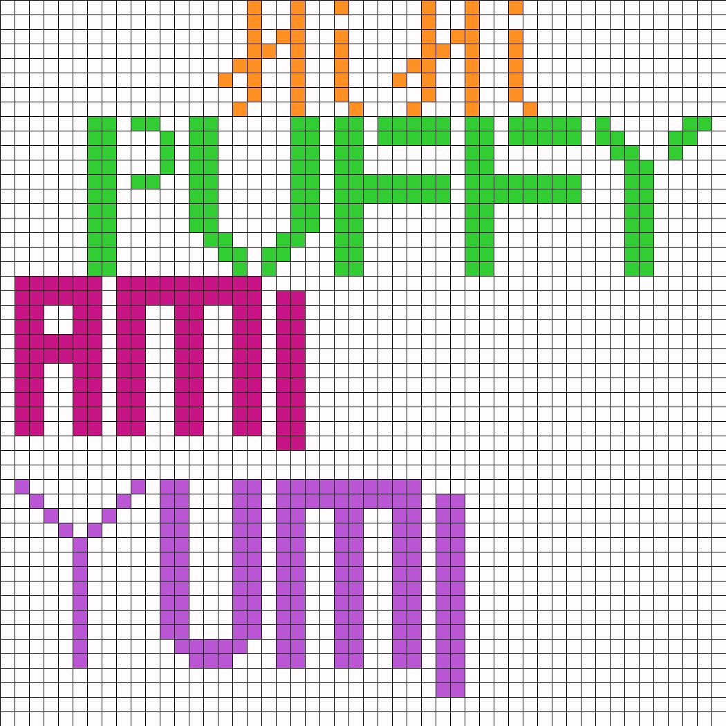 Hi Hi Puffy Amiyumi Logo 2