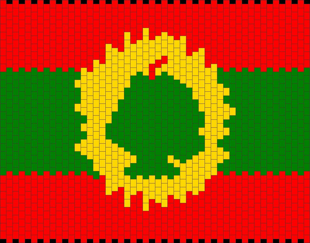 Oromia Flag
