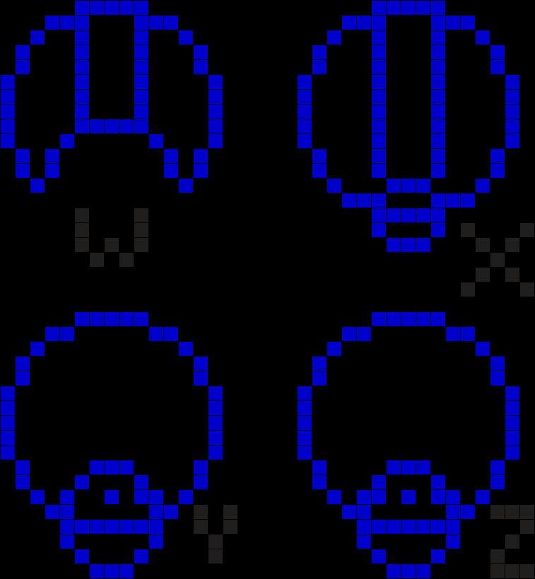 Gallifreyan Alphabet 5
