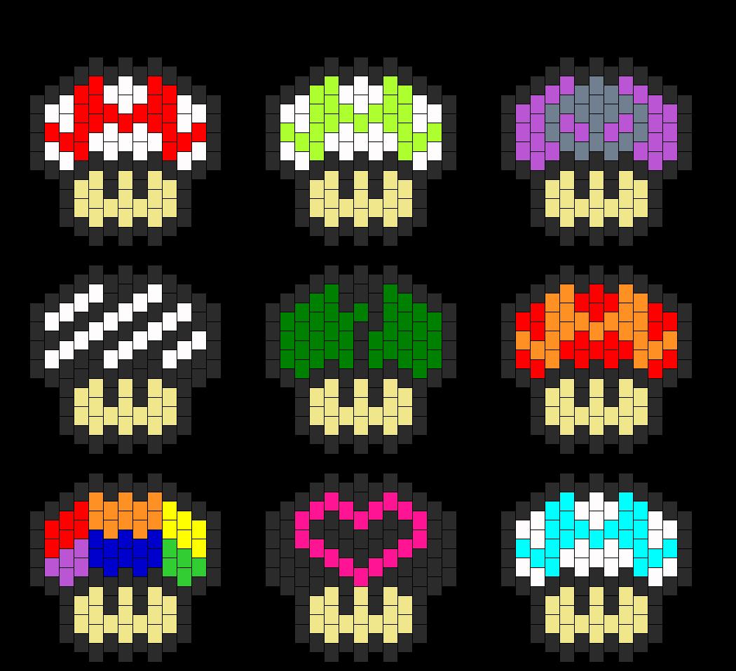 Mushrooooooms