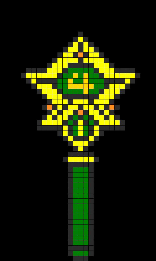 Sailor Jupiter Star Transformation Stick