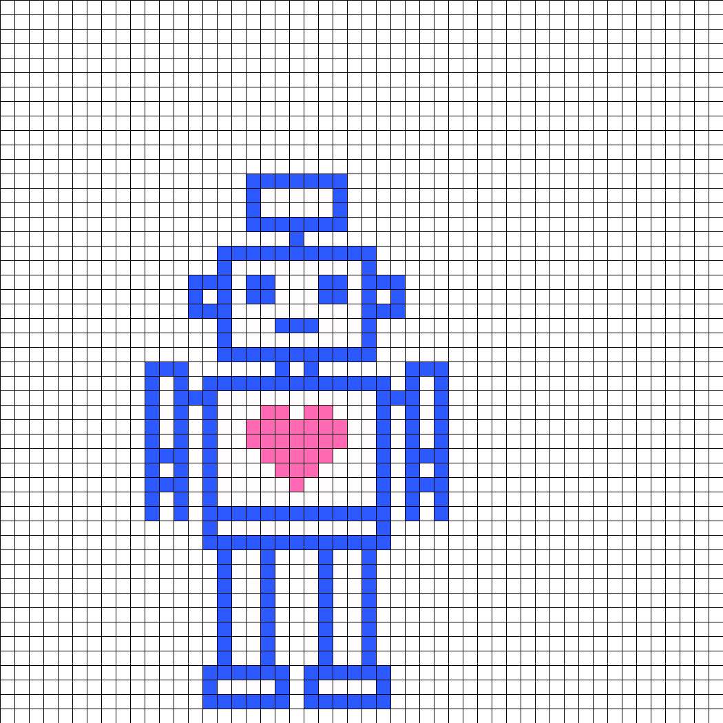 Love Sick Robot Blue Part 1