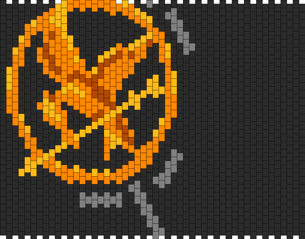 The Hunger Games Bead Pattern