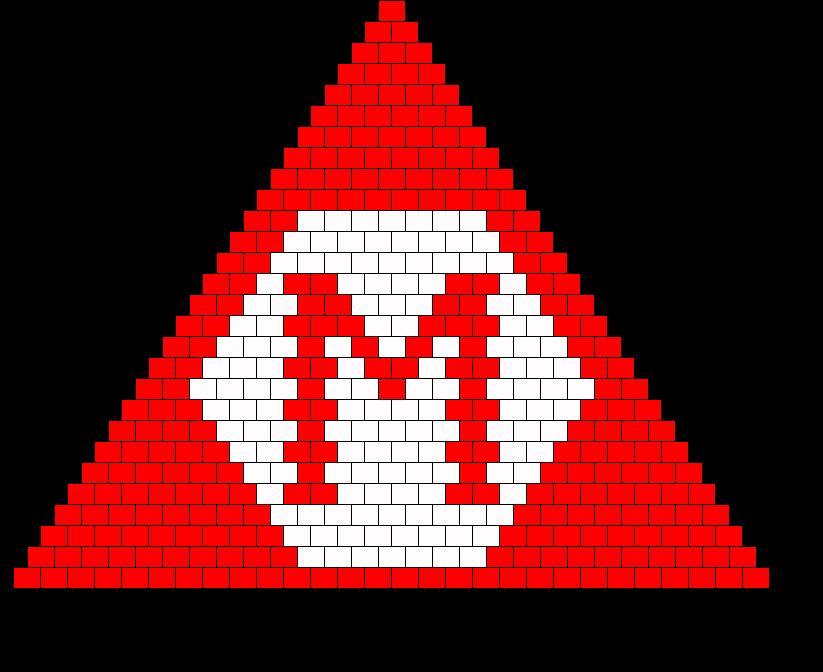 Mario Bikini triangle