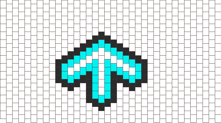 Ddr Arow Bead Pattern