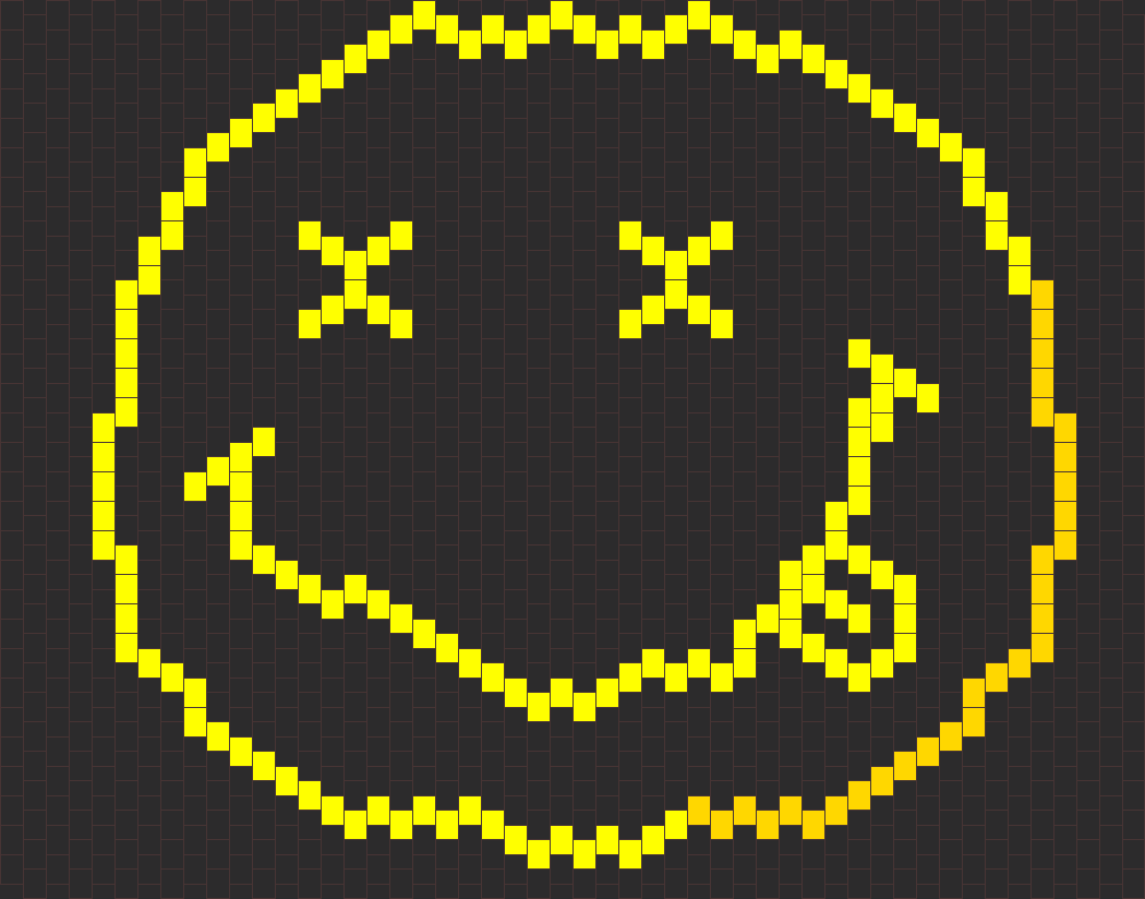 Nirvana Bead Pattern
