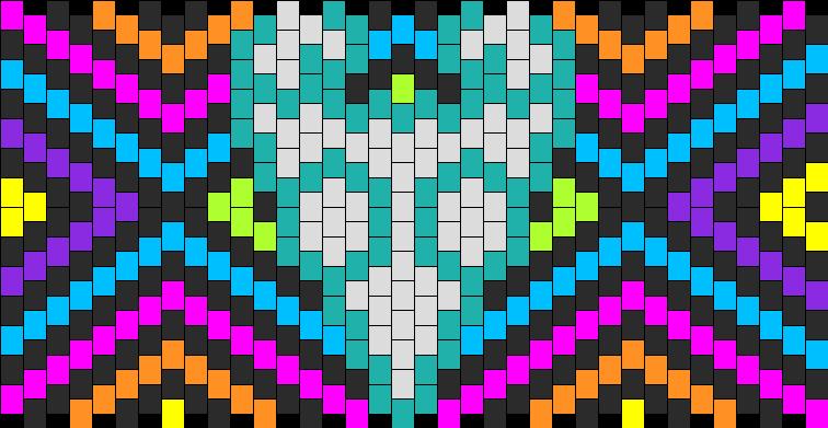 Purse3 Bead Pattern