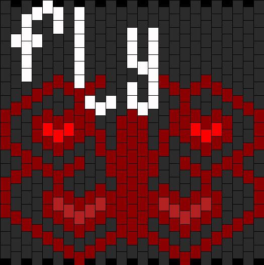 Fly Bead Pattern