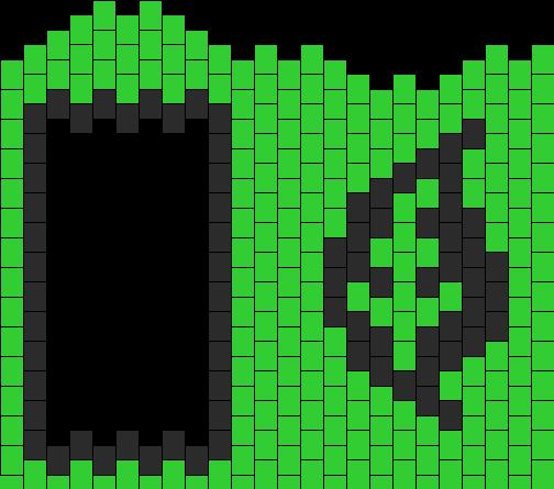 Grass Element Symbol Ipod Touch Case