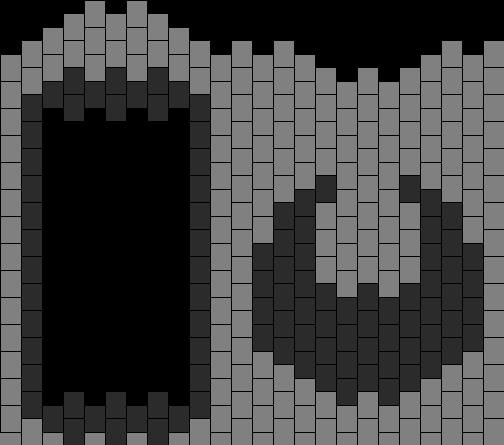 Dark Element Symbol Ipod Touch Case