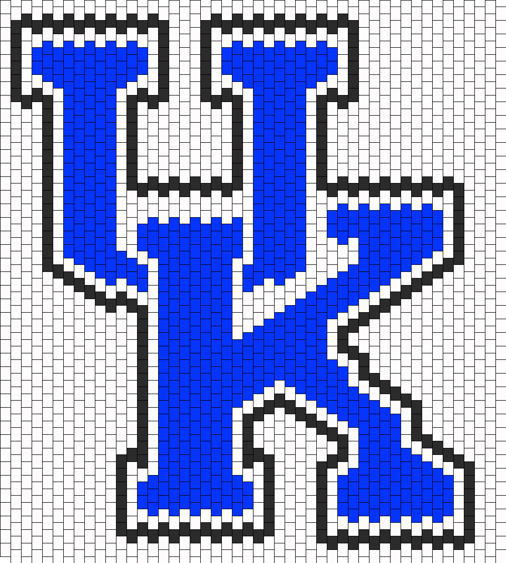 University Of Kentucky Bead Pattern