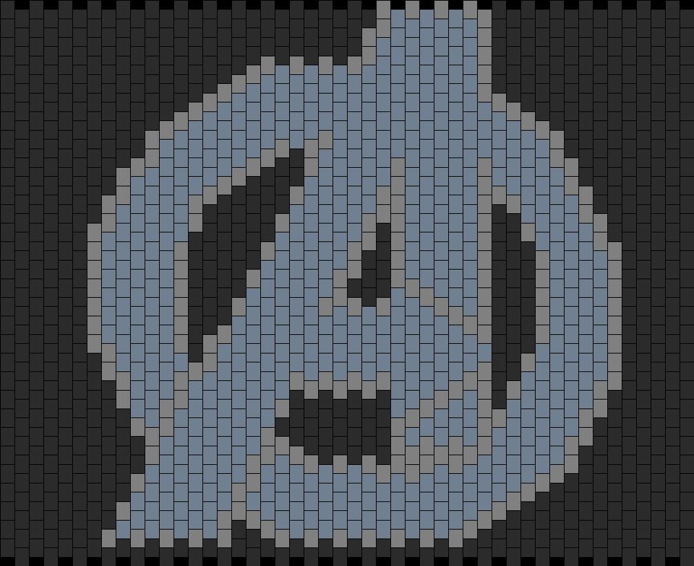 Avengers logo panel