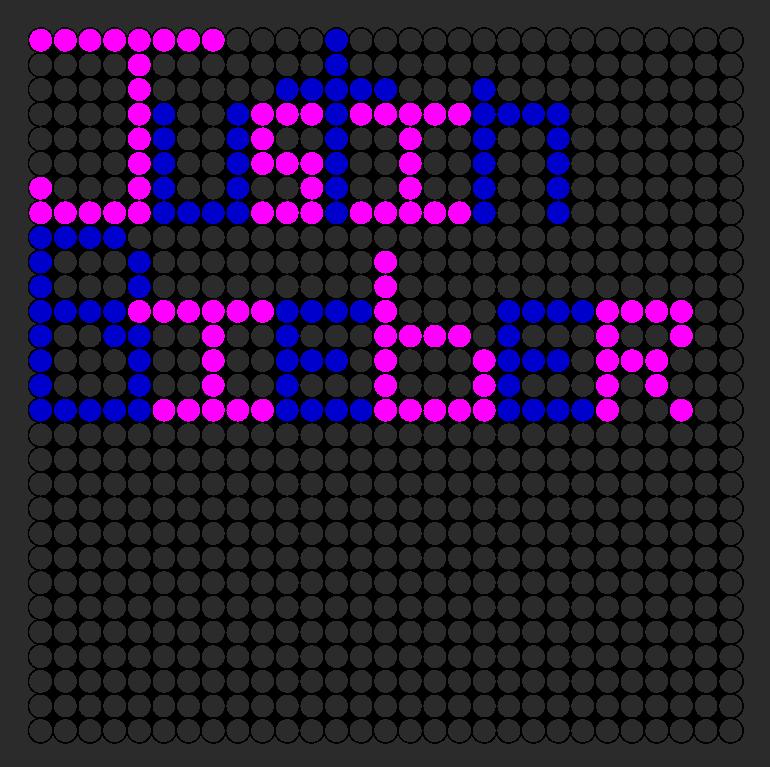 3D Perler Bead Patterns