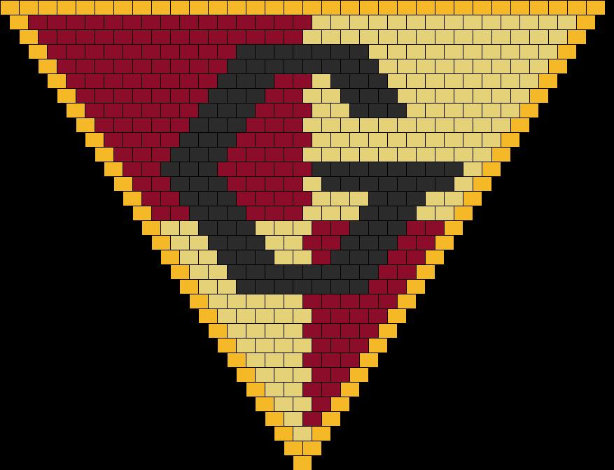 Harry Potter Gryffindor Crest Kandana