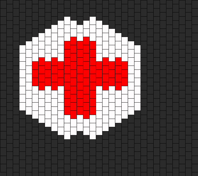 Nurse Mask Bead Pattern