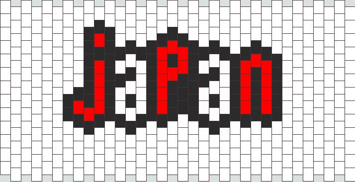 Japan Bead Pattern