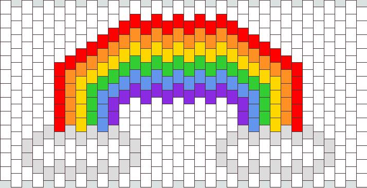 rainbow peyote