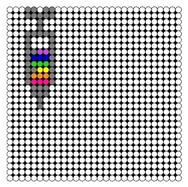 Rainbow Syringe