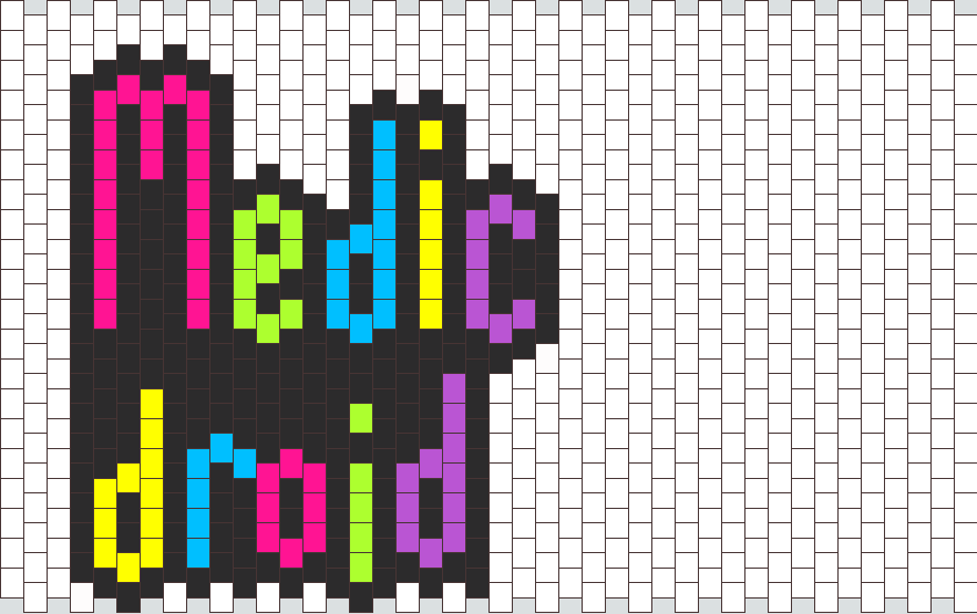 Medic Droid Peyote Stitch