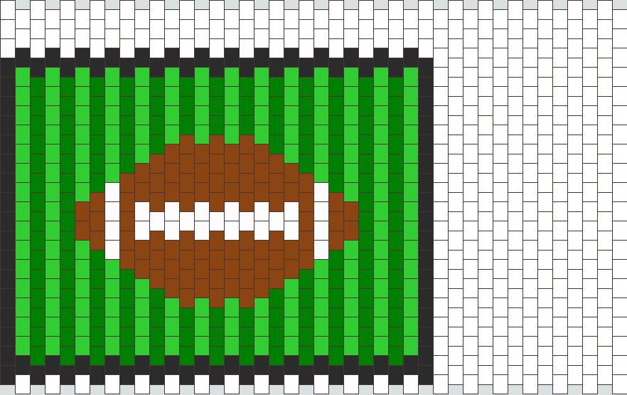 Football Flying Above A Field