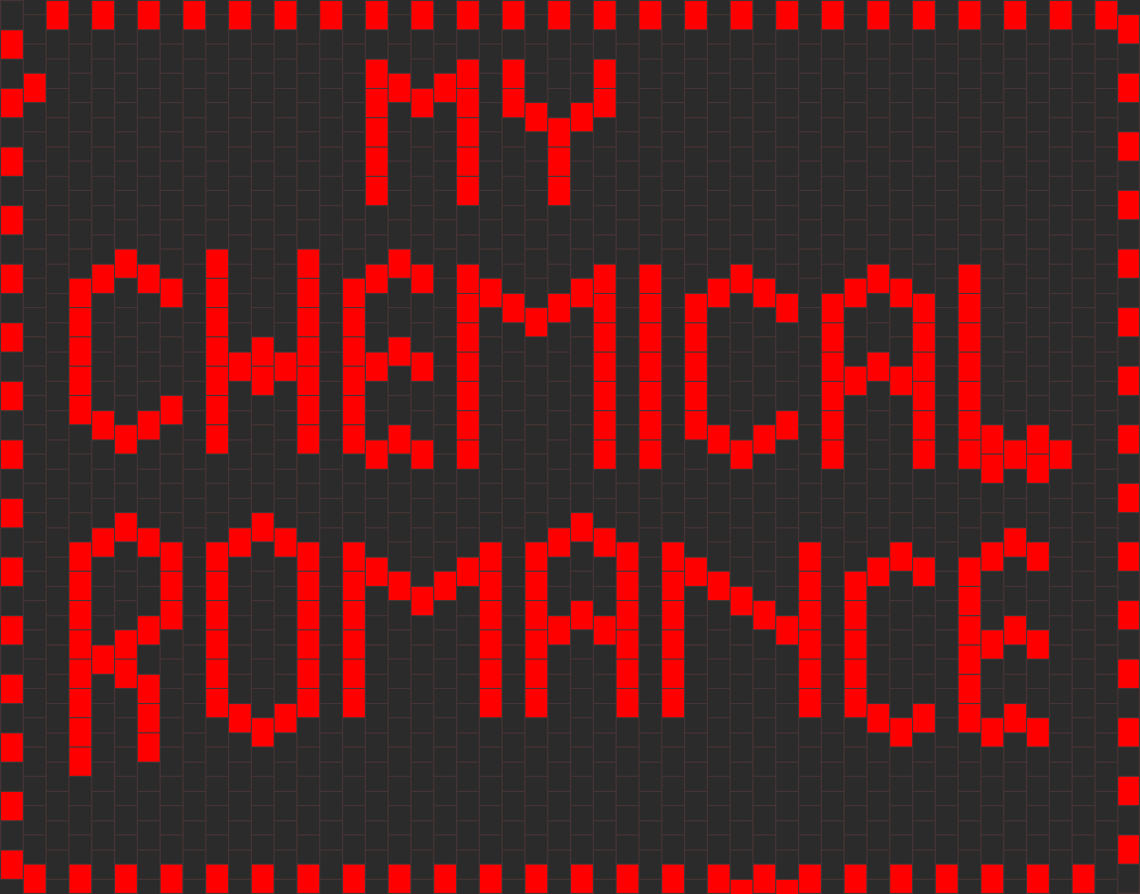 My Chemical Romance Panel