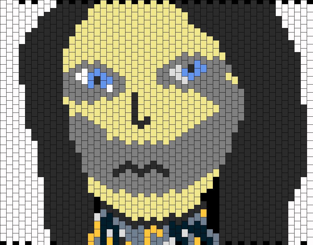 Angeloparente Miw Panel Bead Pattern