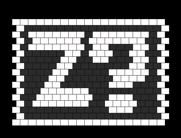 JTHM Bead Pattern