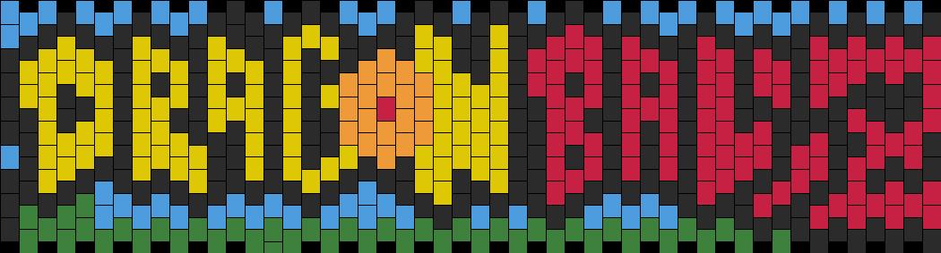 DBZ Kandi Pattern