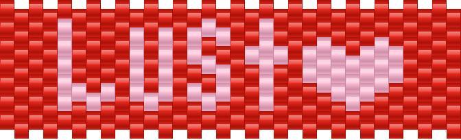 Lust Kandi Pattern