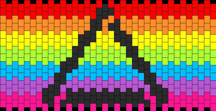 Tritonal Triangle  Colors
