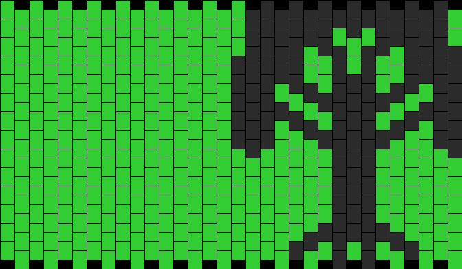 Green Mana Symbol