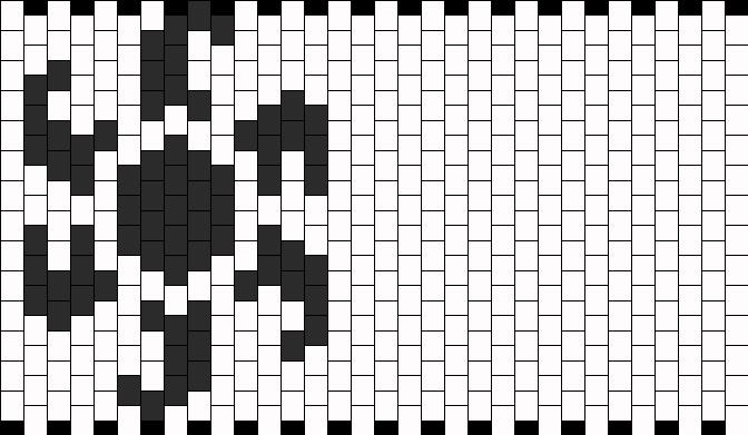 MTG White Mana Symbol