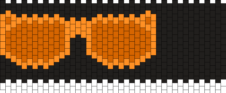 Bingiplier Kandi Pattern