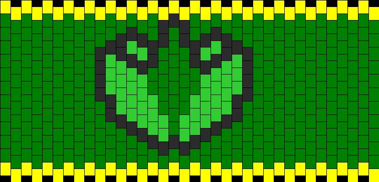 RuneScape Herblore Skillcape Cuff