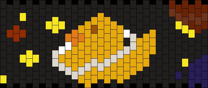 Planet Duck Pattern