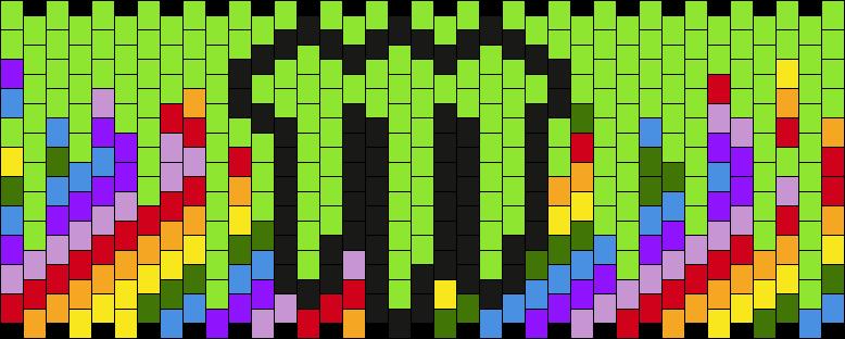 Monster Rainbow Thing?