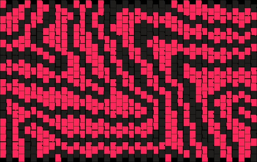 Liquid Pink Stripes