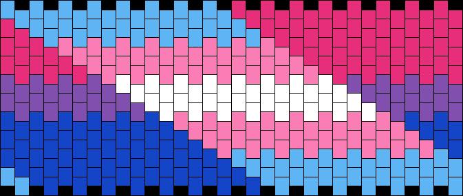 Transgender & Bisexual Medium Cuff