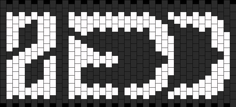 Zedd Kandi Pattern