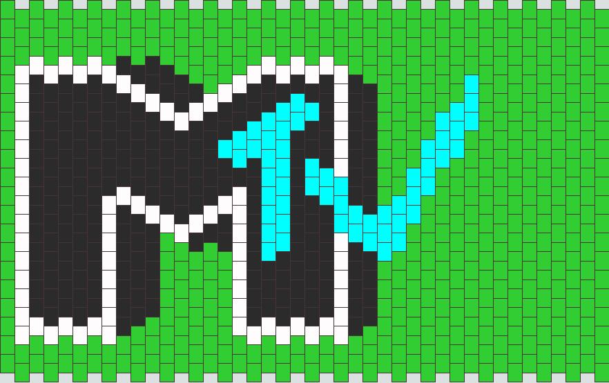 MTV Kandi Pattern