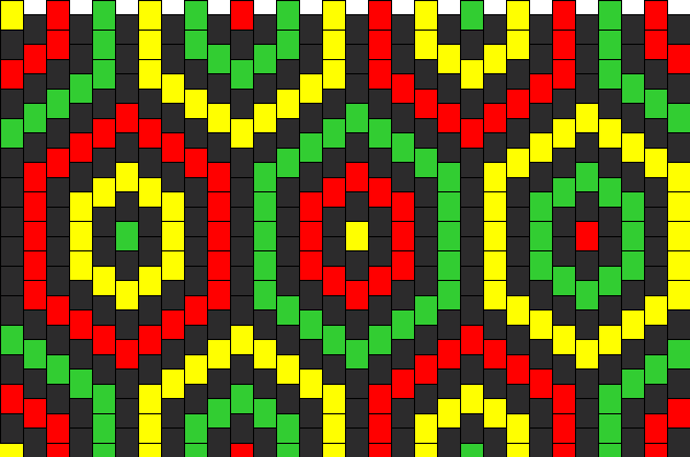Trippy Repeating Pattern