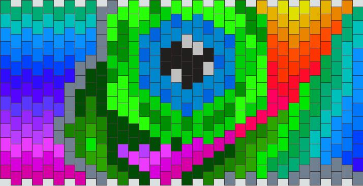 Jacksepticeye 1 X Rainbow