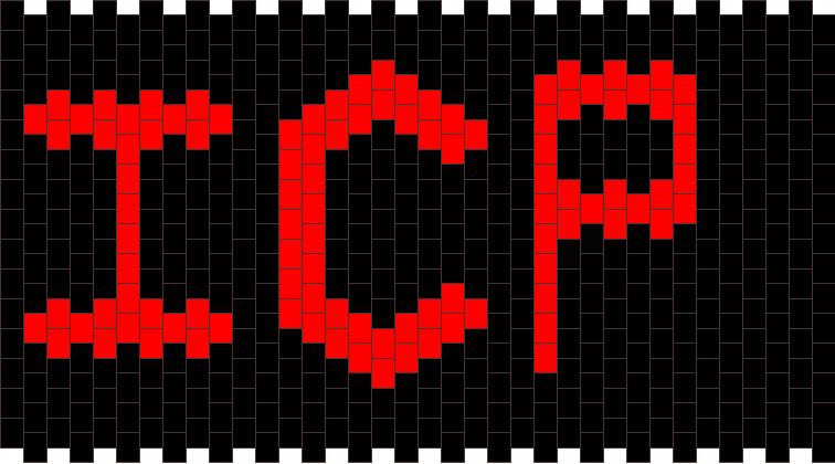 ICP Kandi Pattern