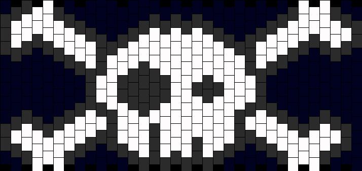 Skull Kandi Pattern
